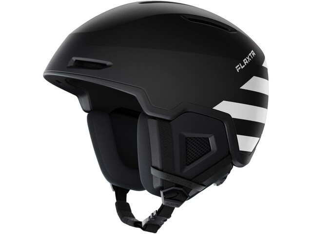 Flaxta Exalted Casco, black/white stripes